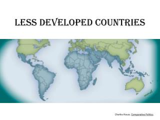 Less Developed Countries