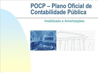 POCP   Plano Oficial de Contabilidade P blica
