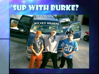 Sup with Burke