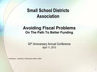 Small School Districts Association