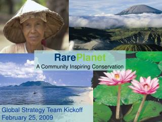 Rare Planet A Community Inspiring Conservation