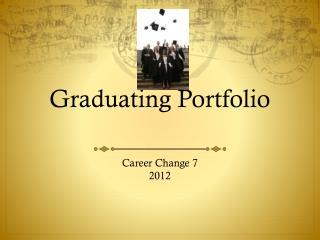 Graduating Portfolio