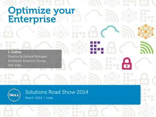 Optimize your Enterprise