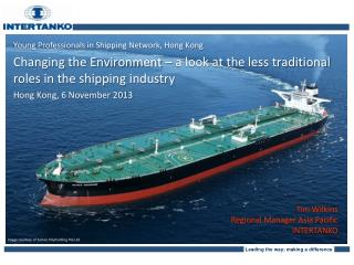 Young Professionals in Shipping Network, Hong Kong