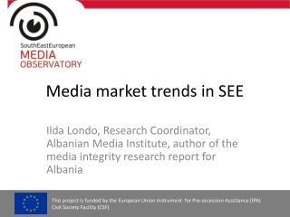 Media market trends in SEE
