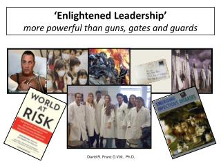 'Enlightened  L eadership' more powerful than guns, gates and guards