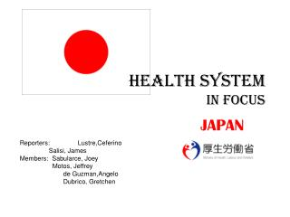 HEALTH SYSTEM IN FOCUS