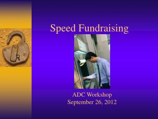 Speed Fundraising