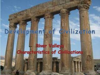 Development of Civilization