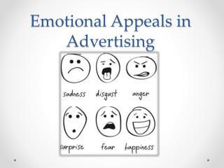 Emotional Appeals in Advertising
