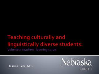 Teaching  culturally  and linguistically  diverse students:  Volunteer teachers ' learning curve