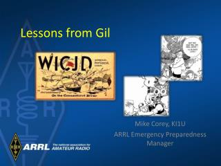 Lessons from Gil