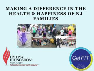 Making a difference in the health & happiness of NJ families