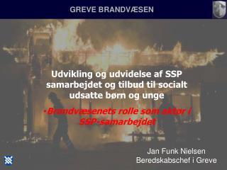 Udvikling og udvidelse af SSP samarbejdet og tilbud til socialt udsatte børn og unge