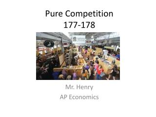Pure Competition 177-178