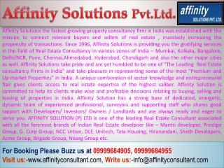 FAQ ON - 09999684905 - Kolte Patil Ivy Estate