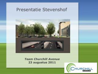 Presentatie Stevenshof