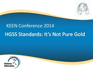 HGSS Standards: It's Not Pure Gold