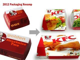 2012 Packaging Revamp