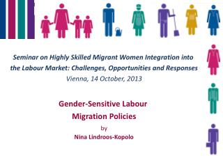 Seminar on Highly Skilled Migrant Women Integration into