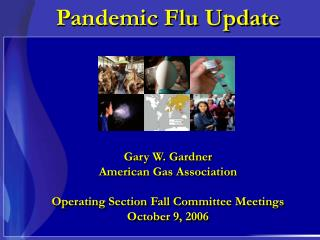 Pandemic Flu Update