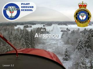 Air Law Airspace
