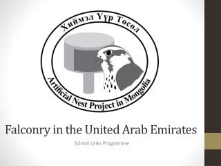 Falconry in the United Arab Emirates
