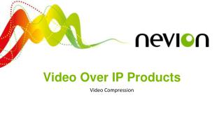 Video Over IP Products