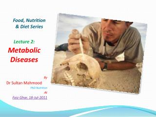 Food, Nutrition & Diet Series