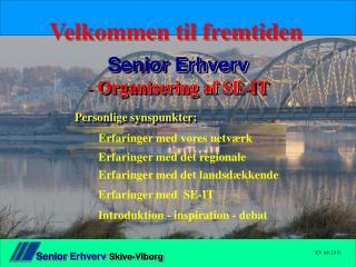 Senior  Erhverv Skive-Viborg
