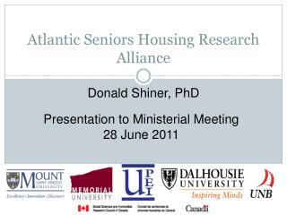 Atlantic Seniors Housing Research Alliance