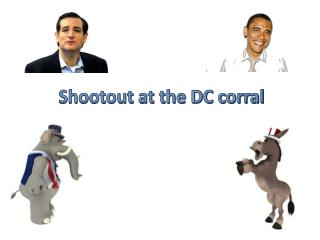 Shootout at the DC corral