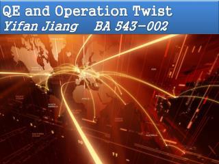 QE & Operation Twist