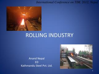 ROLLING INDUSTRY
