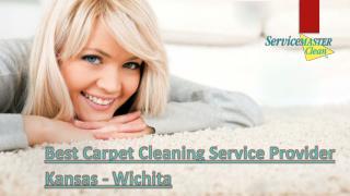 Best Carpet Cleaning service provider - Kansas - Wichita