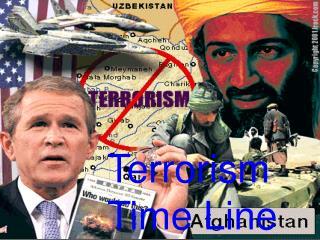 Terrorism Time Line