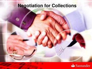 Negotiation for Collections