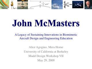 John McMasters
