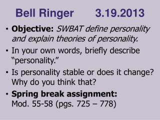 Bell Ringer3.19.2013