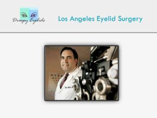 Eyelid Ptosis & Ectropion Repair - Eyelid Plastic Surgery Lo