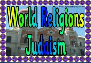DENOMINATIONS of Jews