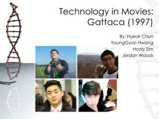 Technology in Movies: Gattaca  (1997)