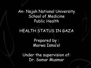 Reaction . .. Gaza War..