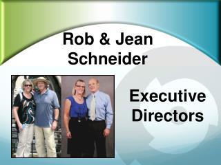 Rob & Jean Schneider