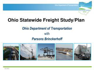 Ohio Statewide Freight Study/Plan