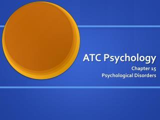 ATC Psychology