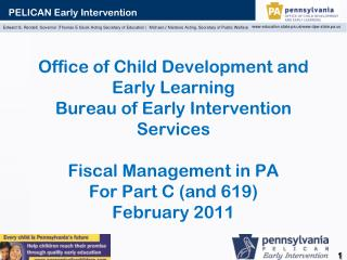 PELICAN Early Intervention