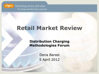 Retail Market  Review