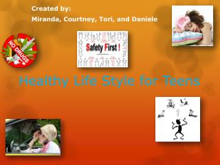 Healthy Life Style for Teens