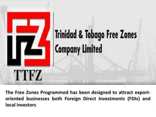Free zone programme